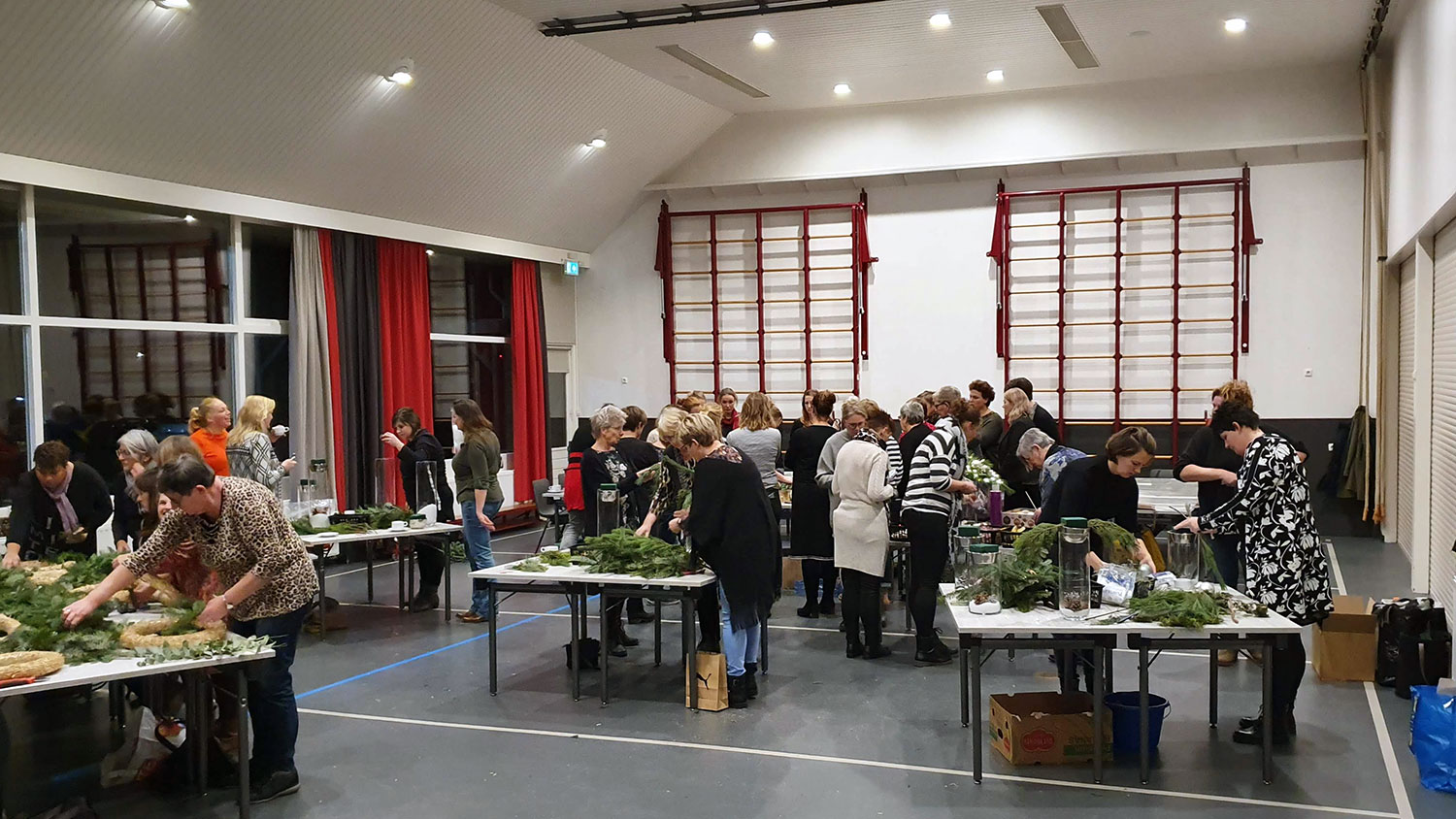 Kerstworkshop 2019 02